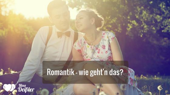 Was jeder Mann über Romantik wissen sollte