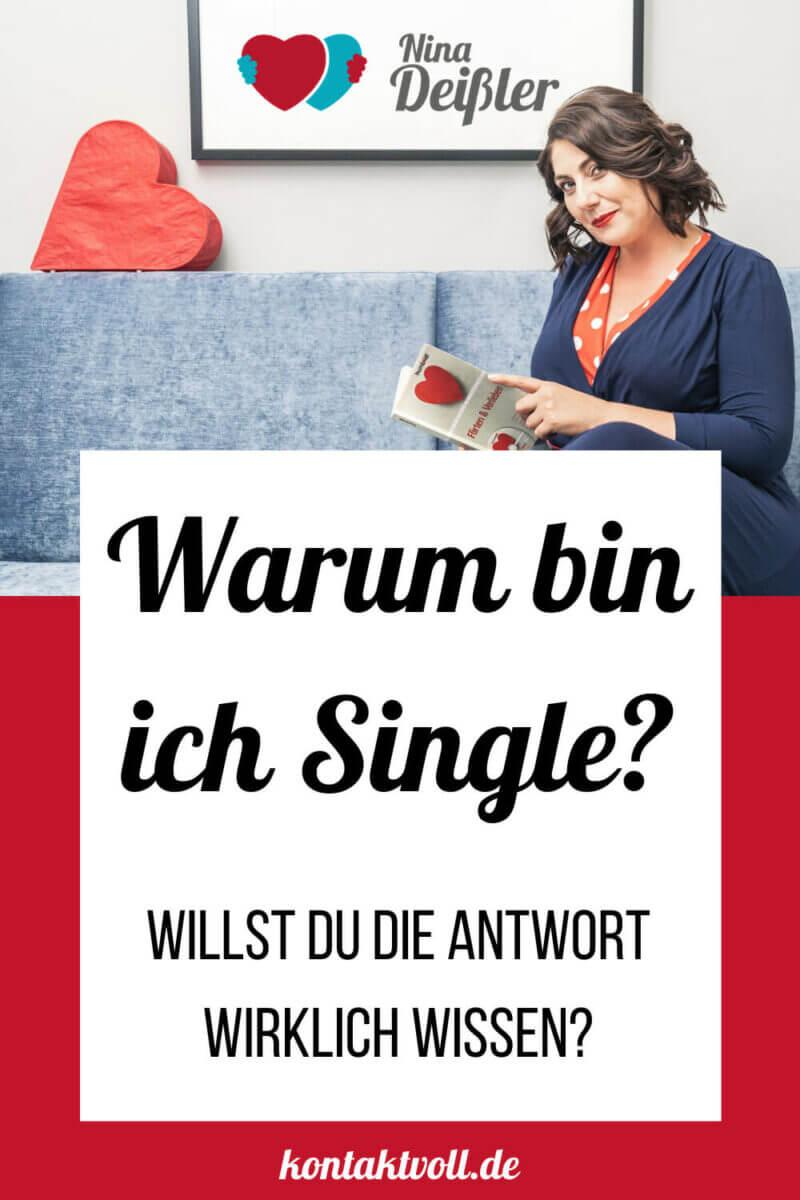 Warum bin ich Single? - Nina Deissler