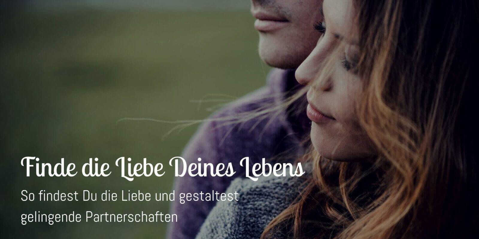 """""""Finde die Liebe Deines Lebens"""" – Intensiv-Seminar"""