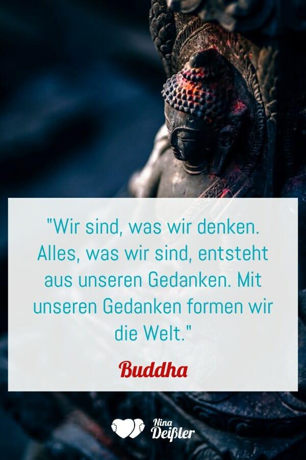 Buddha Zitate Sprüche Nina Deissler