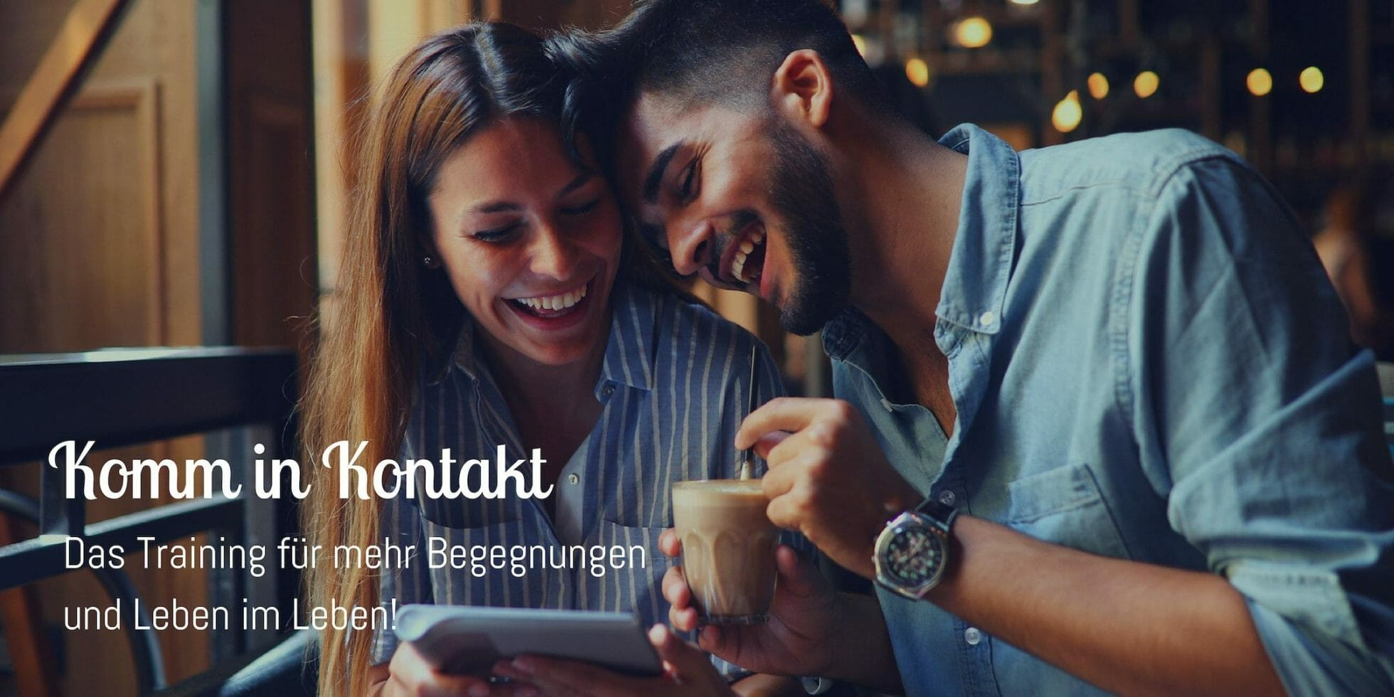 """Komm in Kontakt"" Training – Frankfurt"