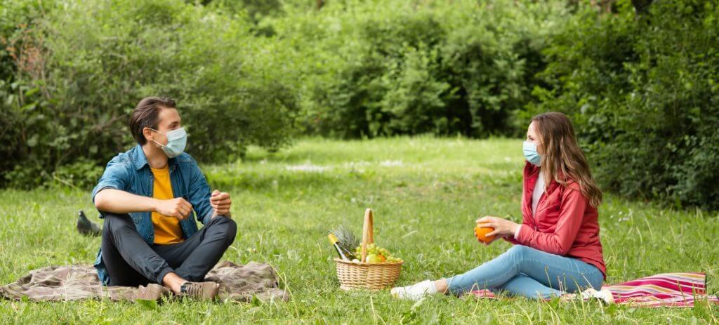 Dating Tipps während Corona - Nina Deissler